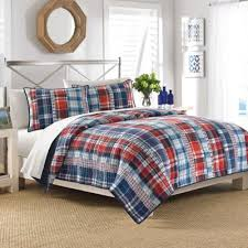 Buy Nautica Plaid Bedding from Bed Bath & Beyond & Nautica® Tasman King Quilt Adamdwight.com