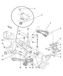 1999 dodge durango front suspension control arms shocks knuckle diagram 00i44321