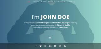 Free Resume Theme Wordpress Intima Resume Portfolio WordPress Theme by bdinfosys ThemeForest 22