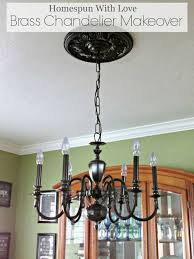 fresh painting actions photo chandelier ideas for brass chandelier makeover