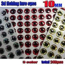 3D Adhesive Holographic Fish Eyes | <b>Fly Tying</b> Materials | <b>Fly tying</b> ...