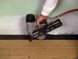 what kind of finish nailer for hardwood floor