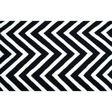 black and white indoor outdoor rug home black white broken stripe rug in black and white indoor outdoor rug