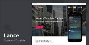 Lance Startup Landing Page Unbounce Socialmediamalaysia Com