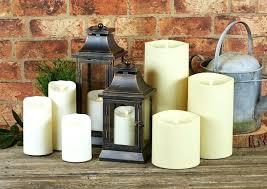 luminara outdoor candles new outdoor living flame candles qvc luminara outdoor candles