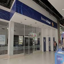 Un servicio especializado, oportuno y ágil; Local 156 157 158 159 Banco Bogota Mercurio Centro Comercial