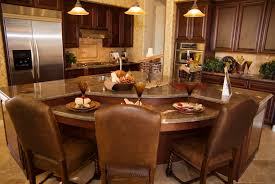 Two Tier Kitchen Island Designs 30 Kitchens With Two Tier Islands Nice Feature