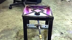 homemade zerk propane burner