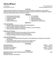 accoutant resumes best staff accountant resume example livecareer