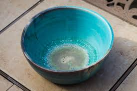 Turquoise Decorative Bowl Blue Green Decorative Bowl corycme 30