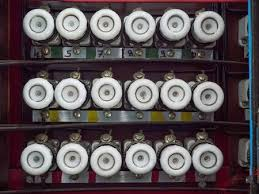 old fuse box stock photo, picture and royalty free image image  at Old Fuse Box Is Now Called A