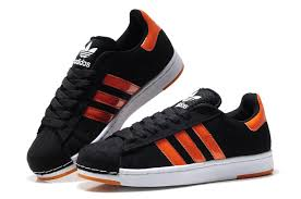 adidas shoes superstar black. full size /au|mtz uk adidas superstar ii black orange shoes