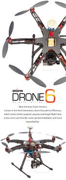 storm drone v gps flying platform rtf naza v helipal equipped one of the best controller in the world naza m v2 it not only provides outstanding flight stability but also provides excellent
