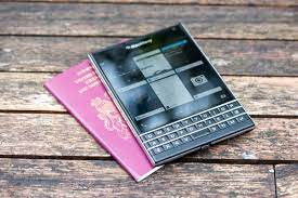 BlackBerry Passport Bewertung: Es ist ...