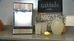 best portable nugget ice machine table designs countertop pellet maker opal