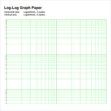 Sample Log Graph Paper 6 Documents In Pdf Word