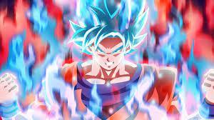 Goku Dragon Ball Super Ultra HD Desktop ...