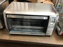 black decker countertop convection toaster oven cto6335s no grille eur 44 23 pic ie