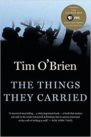 the things they carried tim o brien com books
