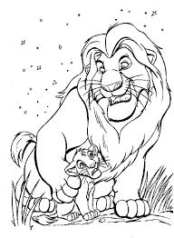 Disegni Da Colorare Mufasa The Lion Guard Il Ritorno Del Ruggito