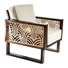 art deco furniture. Jazz Up You Home With These 13 Art Deco Chairs Furniture T