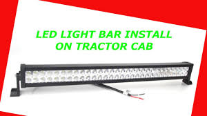 Grow Lights Tractor Supply Led Light Bar Install On Tractor