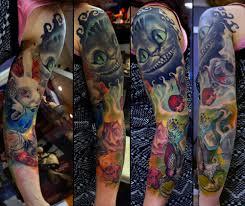 фото женских и мужских тату рукавов