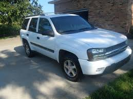 Jordan Phillips's 2002 Chevrolet TrailBlazer