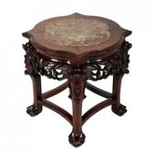 Asian Display Stands Wonderful Chinese Rosewood Carved butterfly Stand Jar Stands 50