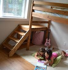 bunk bed with stairs plans. Beautiful With Throughout Bunk Bed With Stairs Plans