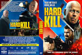 Hard Kill : Front   DVD Covers   Cover Century   Over 500.000 Album Art  covers for free