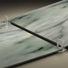 lash tile leveling system
