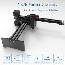 <b>NEJE Master</b> 2S 20W desktop Laser Engraver and Cutter - Laser ...