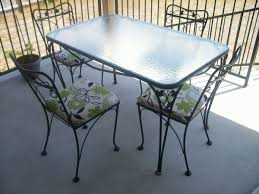 salterini wrought iron furniture. Vintage Salterini Wrought Iron Furniture Salterini? 5 Piece Patio Table And Chairs O