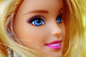 kecantikan barbie cantik boneka