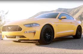 Leaked video reveals the 2018 Ford Mustang's love-it-or-hate-it ...
