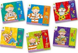 Oxford Reading Tree Level 1 Floppys Phonics Sounds And
