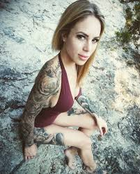 Expressive Art Photo Bts With At Littleinkedlady From Austin Tx