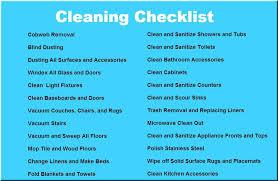 Restaurant Kitchen Cleaning Checklist Template – Getcyclesapp