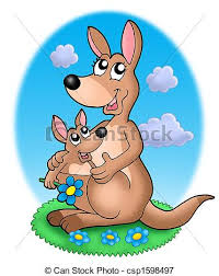 kangaroos clipart and stock ilrations 7 058 kangaroos vector eps ilrations and drawings available to search from thousands of royalty free clip art