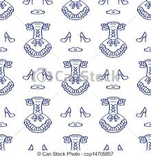 Sketching Clothing Clothing Sketching Background Vector Illustration For Your Fashion