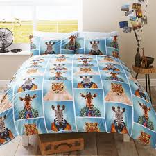 STUDENT-TEENAGER-SINGLE-amp-DOUBLE-DUVET-COVER-SETS-
