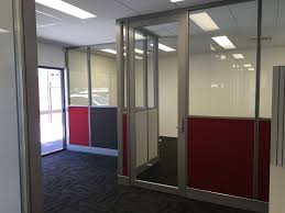 gallery office glass. Half Glass Panel Perth Gallery Office