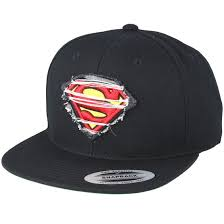 Superman Logo Black Snapback - <b>Mister Tee</b> - Start <b>бейсболку</b> ...