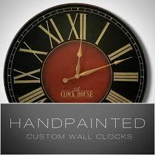 large wall clock husband gift wife gift