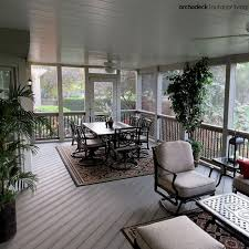 screen porch flooring pick a flooring for your screen porch to influence the look of your