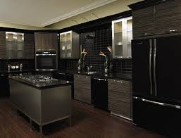 Kitchens With Black Appliances kitchens with black appliances