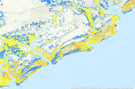 National Hurricane Center Releases Storm Surge Risk Map