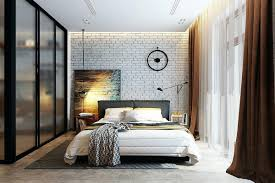 wallpaper accent walls bedroom astonishing cool chic brick beautiful full  size of large thumbnail wallpapers