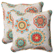 Decorative Pillow Set Amazoncom Decorative Pillows Patio Lawn Garden